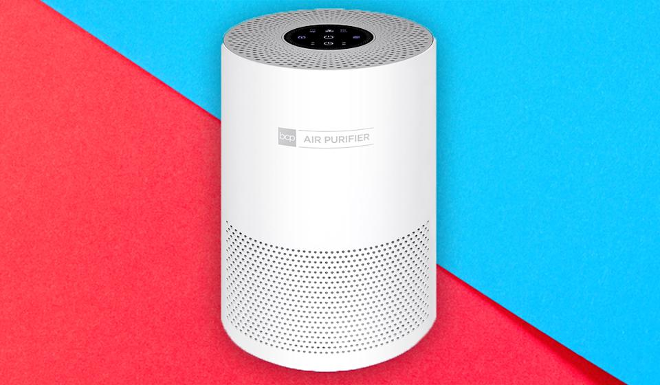 Save $30 on this top-rated air purifier. (Photo: Walmart)