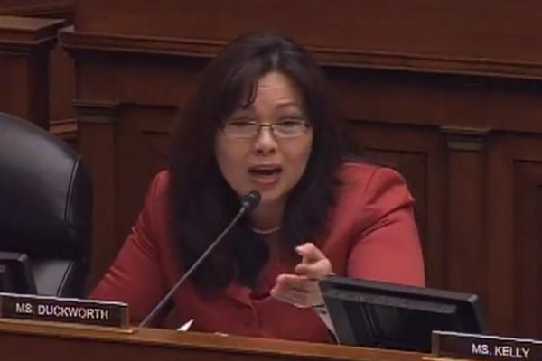 Veteran congresswoman hammers IRS contractor's ...