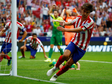 LaLiga: Joao Felix scores as Atletico Madrid come back from two goals down to beat Eibar, go five points clear of Barcelona