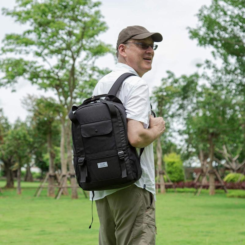 TOURIT 25 Cans Lightweight Cooler Backpack. (Photo: Amazon)