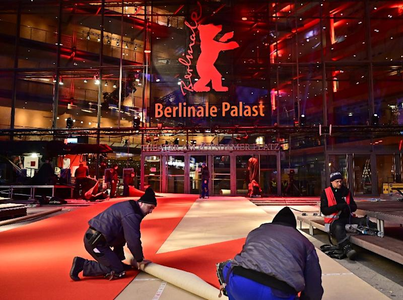 This month's Berlinale showcases climate change documentaries raising the alarm about mankind's destructive behaviour (AFP Photo/Tobias SCHWARZ)