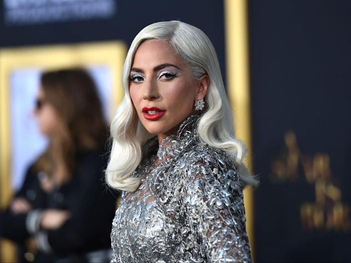 Lady Gaga 'has been a friend' to Hollywood dogwalker Ryan Fischer since he got shot (Getty Images)