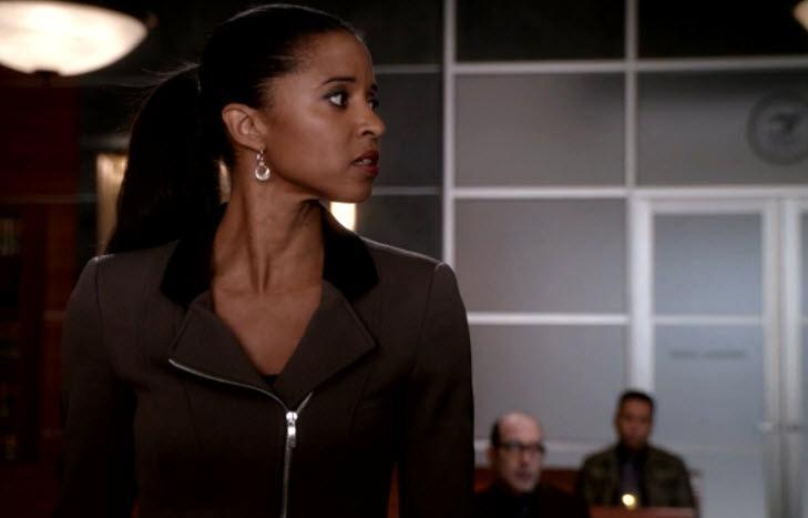 <p>New York is not just the home of <i>Law & Order</i> franchise guest stars, it's the home of Broadway stars, and many have had memorable turns on <i>The Good Wife</i>, including Renée Elise Goldsberry (ASA Geneva Pine), who just received a Tony nomination for her role in <i>Hamilton,</i> and Laura Benanti (Sweeney's latest wife, Renata), who just earned her fifth career Tony nomination for <i>She Loves Me</i>.<i> (Credit: CBS)</i></p>