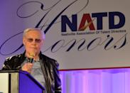 NASHVILLE, TN - NOVEMBER 14: Singer/Songwriter George Jones during the 2012 NATD Honors at The Hermitage Hotel on November 14, 2012 in Nashville, Tennessee. (Photo by Rick Diamond/Getty Images for Nashville Association of Talent Directors)