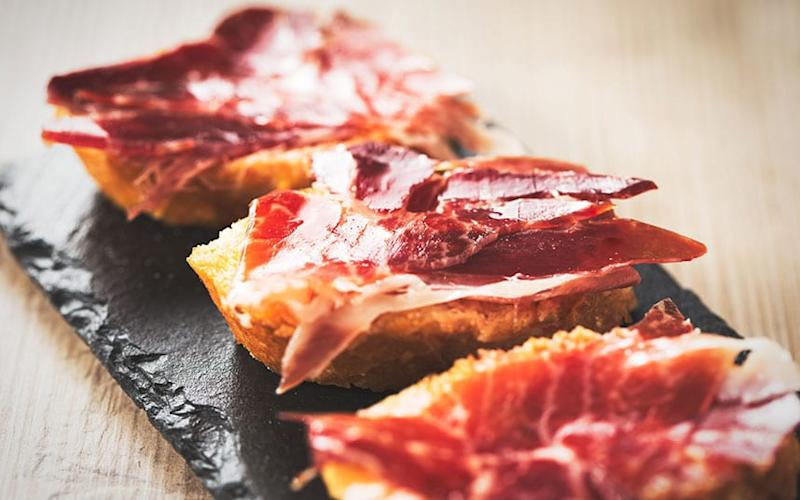 The hams of Andalucia are legendary - ©funkyfrogstock - stock.adobe.com