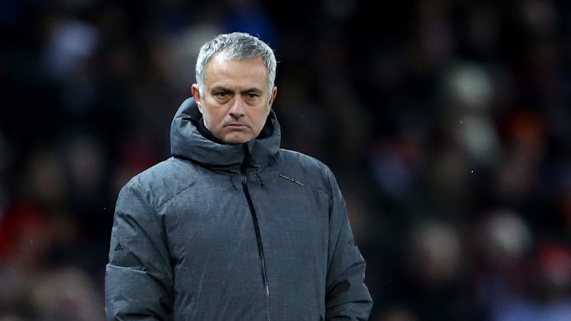 Jose Mourinho facing end of United reign