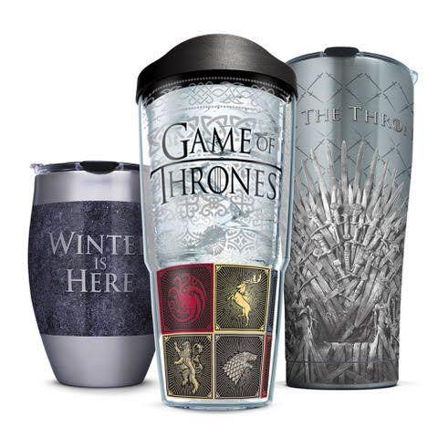 Game of Thrones-themed Tervis cups (Photo: Tervis)
