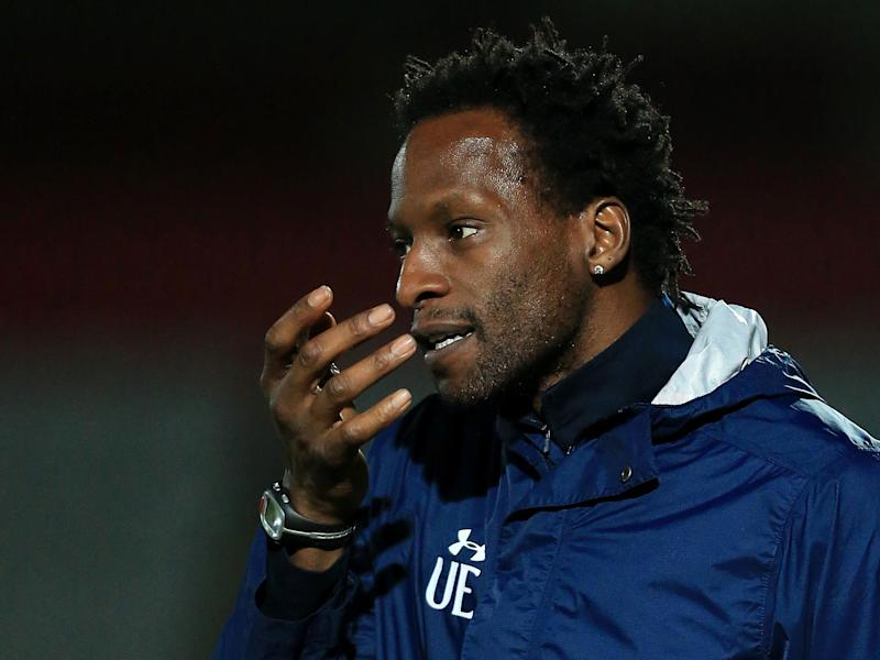 Ugo Ehiogu memorably represented Aston Villa, Middlesbrough and England during his playing career: Getty