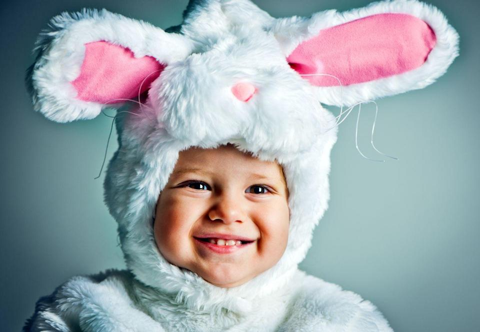 "<p>The idea of the Easter bunny giving candies and eggs is said to have originated in <a href=""http://www.germany.travel/en/ms/german-originality/heritage/the-easter-bunny-the-tale-of-the-eggs.html"" rel=""nofollow noopener"" target=""_blank"" data-ylk=""slk:Germany"" class=""link rapid-noclick-resp"">Germany</a> during the Middle Ages, with the first written mention of this tradition dating back to the 16th century. Dutch settlers in Pennsylvania brought the bunny to the United States in the 1700s.</p><p><strong>RELATED:</strong> <a href=""https://www.goodhousekeeping.com/holidays/easter-ideas/g883/spring-cupcakes/"" rel=""nofollow noopener"" target=""_blank"" data-ylk=""slk:25+ Adorable Springtime Cupcakes for Easter"" class=""link rapid-noclick-resp"">25+ Adorable Springtime Cupcakes for Easter</a></p>"