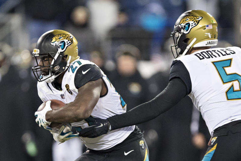 The Jacksonville Jaguars were one of the NFL's best teams in 2017, which likely didn't help TV ratings much. (Photo by Wesley Hitt/Getty Images)