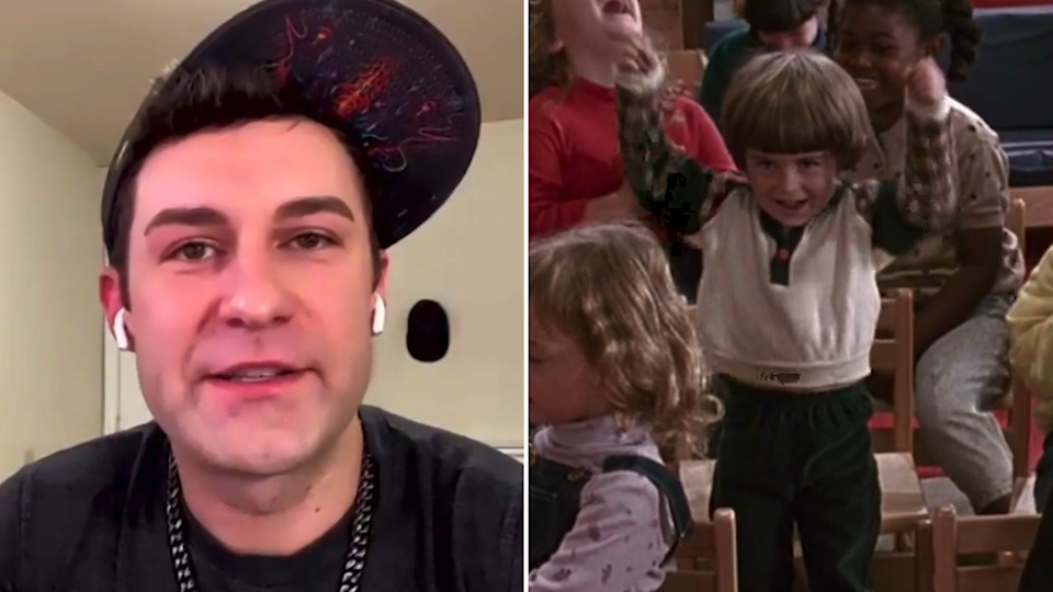 Miko Hughes as Joseph in 'Kindergarten Cop' (Photo: Universal/Yahoo Entertainment)