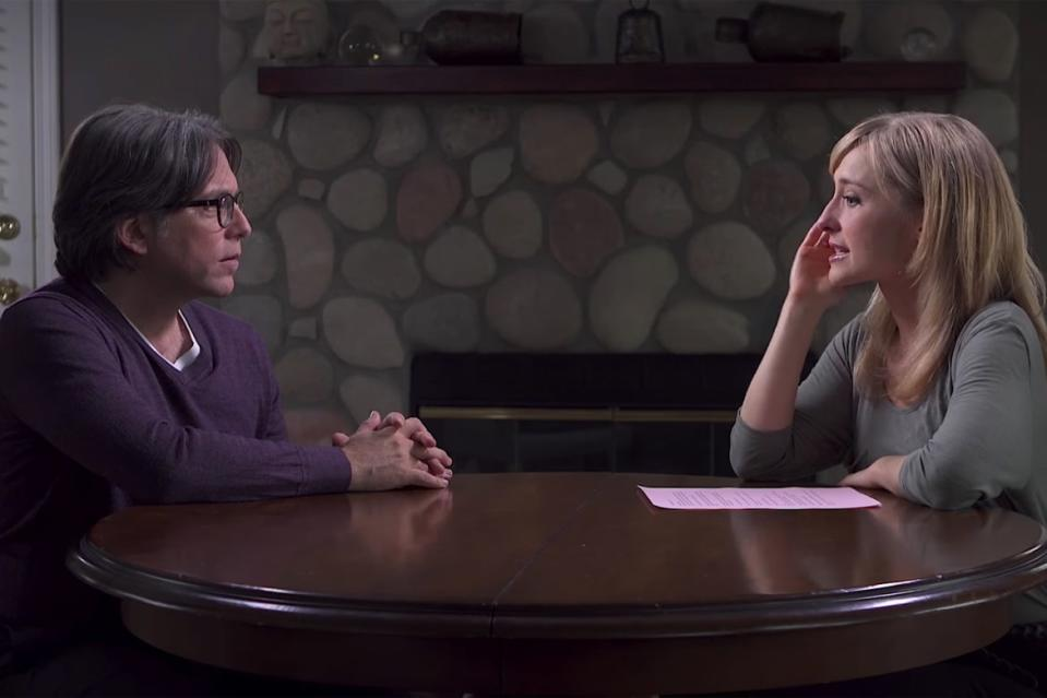 """<div class=""""inline-image__caption""""><p>Keith Raniere and Allison Mack in a NXIVM promotional video </p></div> <div class=""""inline-image__credit"""">YouTube</div>"""
