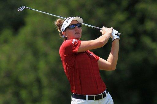 American Brittany Lang earned her first LPGA Tour victory on Sunday, winning the Manulife Financial Classic