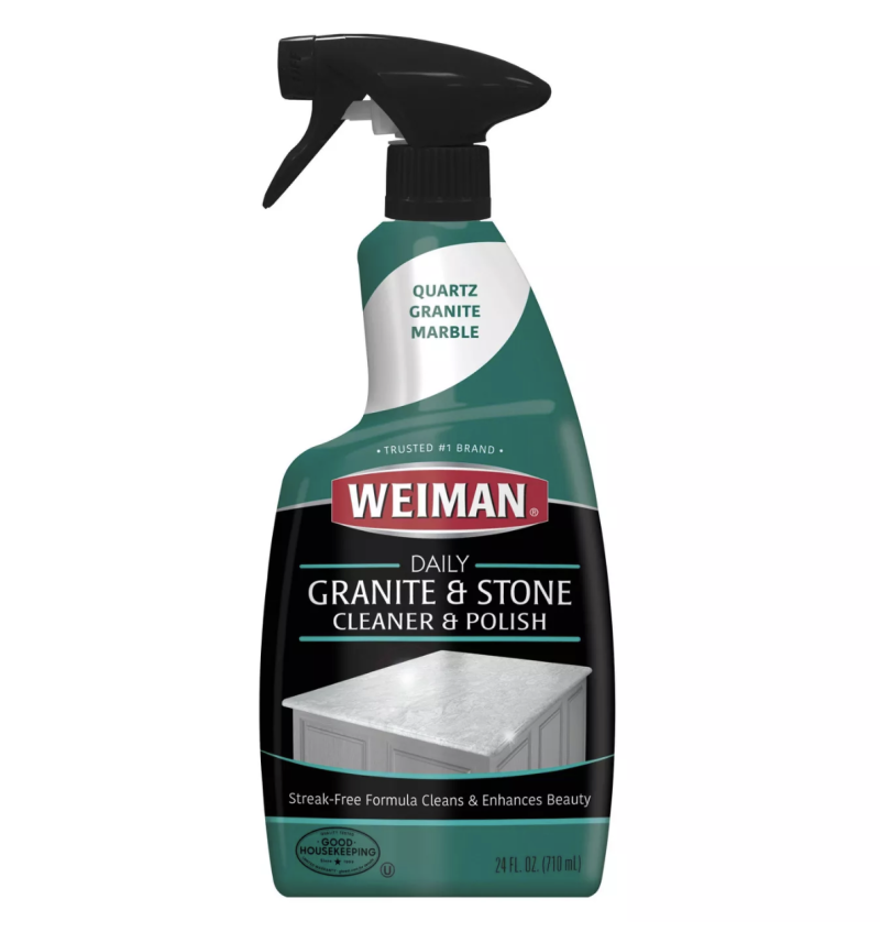 Weiman Granite Cleaner & Polish. (Photo: Walmart)
