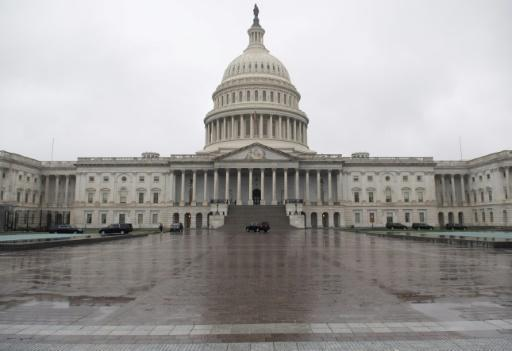 The US Senate is the focus of negotiations on a massive coronavirus economic support package