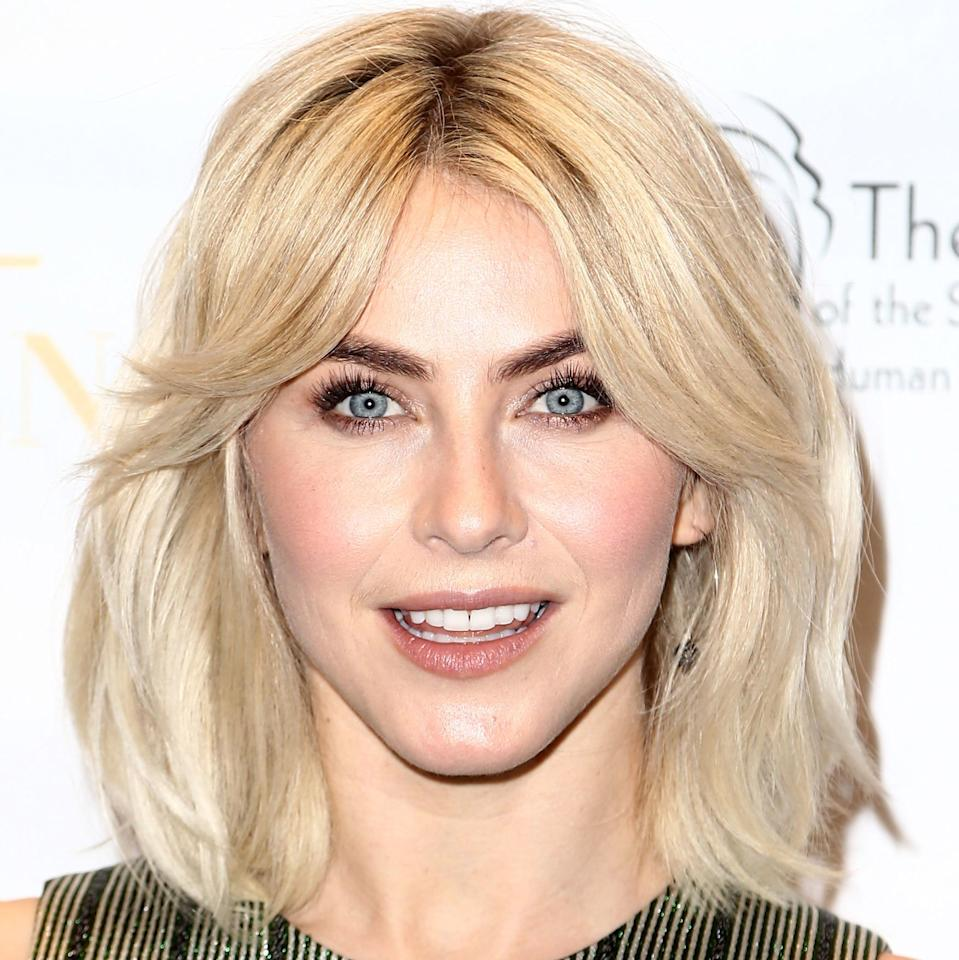 """<p><strong>The look:</strong> Bodt describes the trend among blondes like Julianne Hough and Margot Robbie as a nearly solid color. """"There's little or minimal dimension. It's about this blonde without tons of visible separation from highlights. Uniform, bright, beautiful."""" It's also versatile: the blonde can go warmer or cooler to suit your skin tone.</p> <p><strong>How to get it:</strong> Your stylist can accomplish this look by softening the root and then applying the blonde color as hair painting or foils, and Bodt advises not leaving a lot of space between the color. """"It almost looks like a single process because you get that minimal blonde-on-blonde dimension. It's going to look very modern and fresh and then still leaving the ends a bit brighter.""""</p> <p><strong>Maintenance schedule:</strong> It's not as high-maintenance as some other colors, but it does require regular upkeep. This is one of those hair color trends that requires an appointment about every eight weeks to maintain.</p> <p><strong>Home care regimen:</strong> In order to care for your investment, Bodt advises a treatment like Olaplex Hair Perfector No. 3 ($28; <a href=""""https://click.linksynergy.com/deeplink?id=93xLBvPhAeE&mid=2417&murl=http%3A%2F%2Fwww.sephora.com%2Fproduct%2Folaplex-hair-perfector-no-3-P428224&u1=RS%2CHairColorTrends2019%2Cjdavidson805%2CHAI%2CGAL%2C657497%2C201908%2CI"""" target=""""_blank"""">sephora.com</a>) about once a week, along with an <a href=""""https://www.realsimple.com/beauty-fashion/apple-cider-vinegar-hair-rinse"""">apple cider vinegar rinse</a> to clarify the color, and a monthly purple-hued conditioner designed for blonde hair. Notice we said monthly here: this is where too much is actually not a good thing. """"I like these products, but people tend to overuse them. Over-application of products with a blue or violet base means they actually start depositing blue and purple over the blonde color, which makes it muddy, darker and dim. Once or twice a month is more than enough.""""</p"""