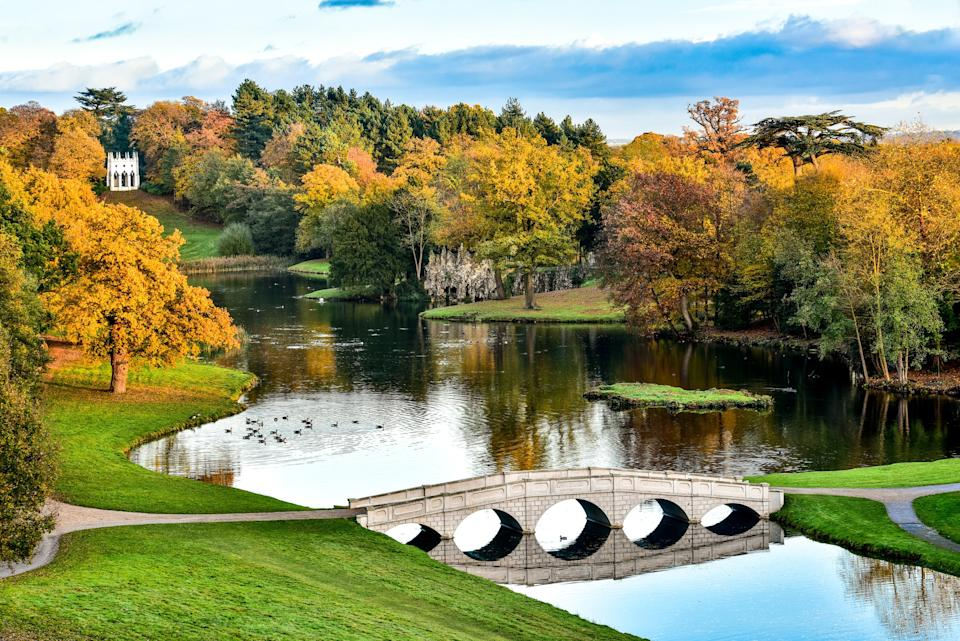 Painshill Park - getty