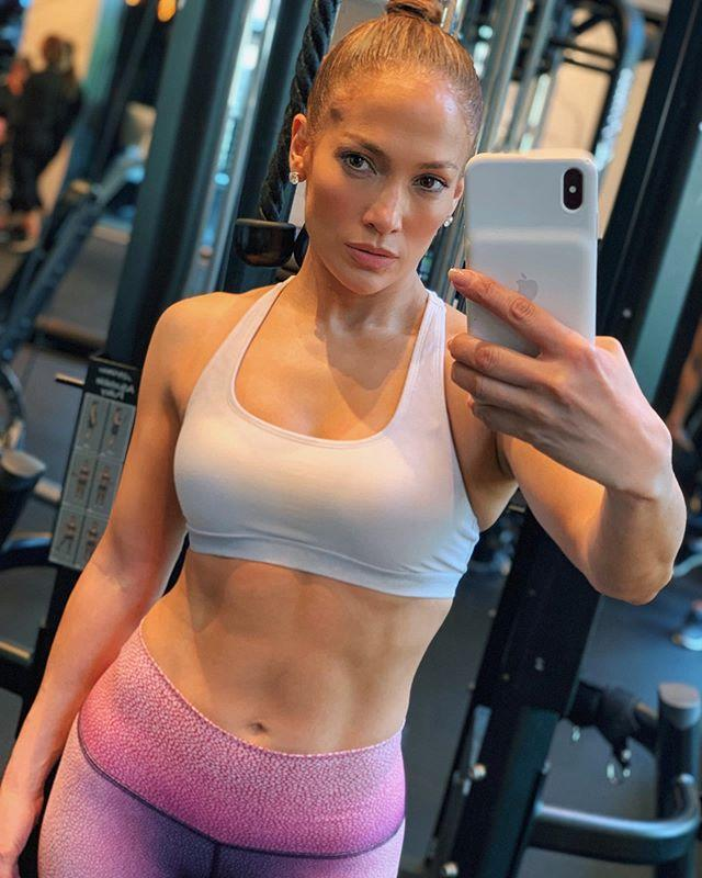"""<p>""""I have her eating very clean because she needs really good fuel for all the things that she's doing,"""" her <a href=""""https://www.womenshealthmag.com/fitness/a25336738/tracy-anderson-workout/"""" target=""""_blank"""">trainer Tracy Anderson</a> told <em><a href=""""https://people.com/food/jennifer-lopez-diet-clean-organic/"""" target=""""_blank"""">People</a></em>. """"It's all organic and it's all very well thought out, with the balance of very high quality proteins and a lot of nutrient-dense food.""""<br></p><p><a href=""""https://www.instagram.com/p/Bx6Bqg_gMYs/?utm_source=ig_embed"""">See the original post on Instagram</a></p>"""