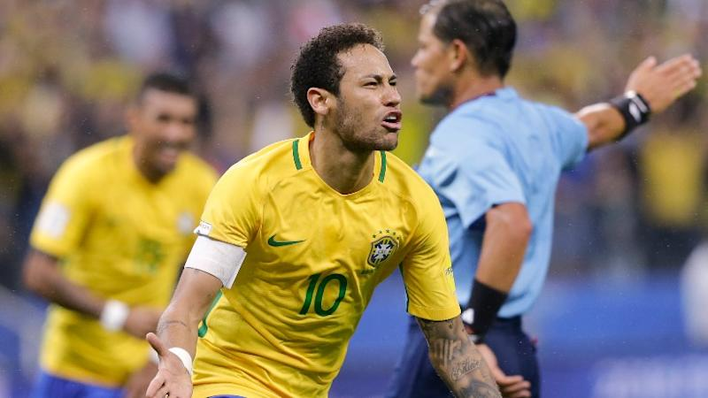 Neymar's Brazil Become First to Qualify for 2018 World Cup