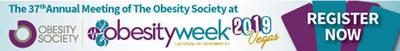 ObesityWeek Logo (PRNewsfoto/The Obesity Society)