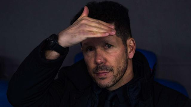 Diego Simeone is a coach many teams will be eager to snap up if he is available, but Atletico Madrid are confident he will be staying put.