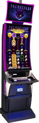 """IGT announced today that its Hexbreaker 3 slots game, PeakBarTop cabinet and PlaySports Bank and PlaySports Pod were all winners of Casino Journal's 2020 """"Top 20 Most Innovative Gaming Technology Product Awards."""""""