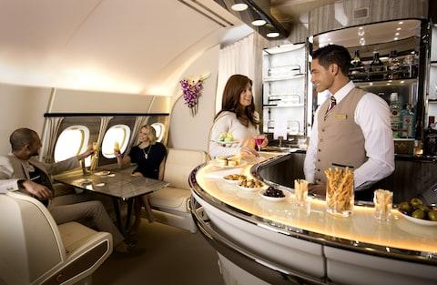 Emirates is the biggest A380 operator