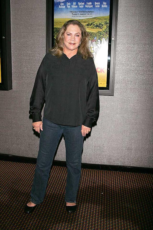 "Kathleen Turner should know better than to go out in public ... let alone a movie premiere ... looking like this. ST/<a href=""http://www.splashnewsonline.com"" target=""new"">Splash News</a> - August 4, 2008"