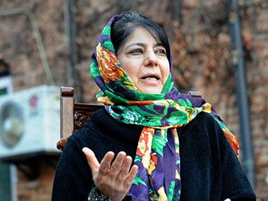 Mehbooba Mufti loses Anantnag for massive crackdown on protesters after Burhani Wani's death and PDP alliance with BJP