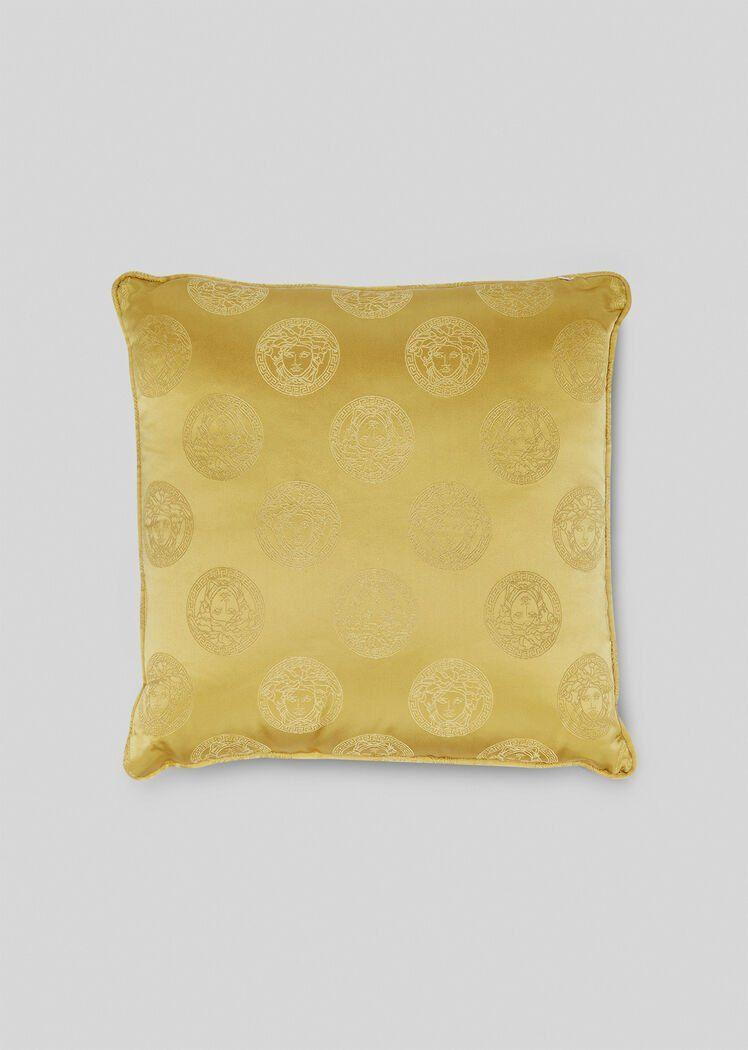 "<p><strong>Versace</strong></p><p>versace.com</p><p><strong>$395.00</strong></p><p><a href=""https://www.versace.com/us/en-us/home-collection/living/cushions/medusa-royale-jacquard-silk-cushion-z4100/ZCU454504-ZSEJ0072_Z4100.html"" rel=""nofollow noopener"" target=""_blank"" data-ylk=""slk:Shop Now"" class=""link rapid-noclick-resp"">Shop Now</a></p><p>Pair these up on a sofa for a doubly auspicious new year.</p>"