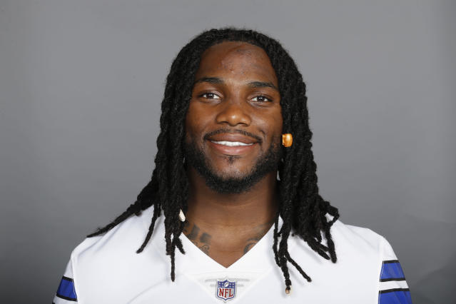 Cowboys linebacker Jaylon Smith has started a foundation based on helping minority entrepreneurs grow their businesses. (AP)