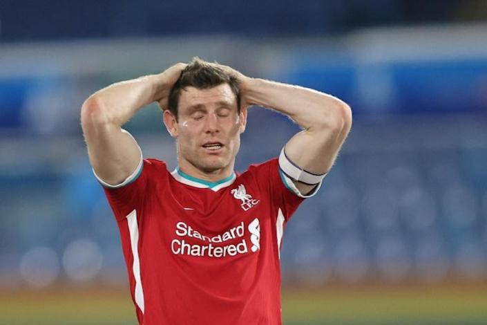 Liverpool's Milner said he doesn't want the breakaway league to happen
