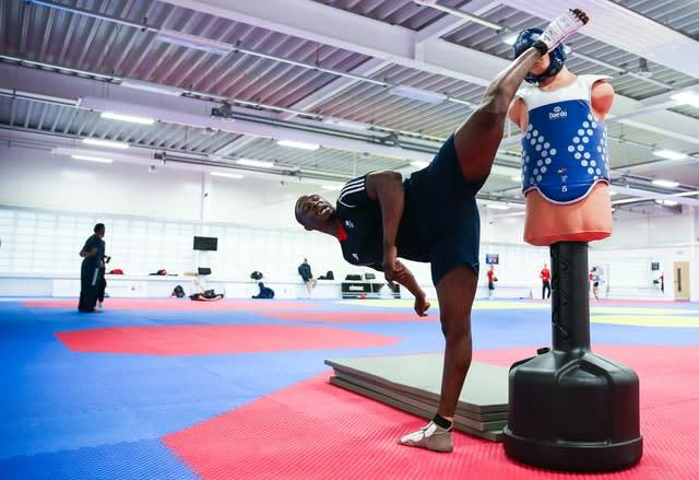 GB Taekwondo's training base will reopen next week (Barrington Coombs/PA)