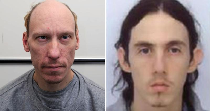 Stephen Port (left) is said to have had a sexual relationship with Britain's worst paedophile, Richard Huckle (right) (Handout)