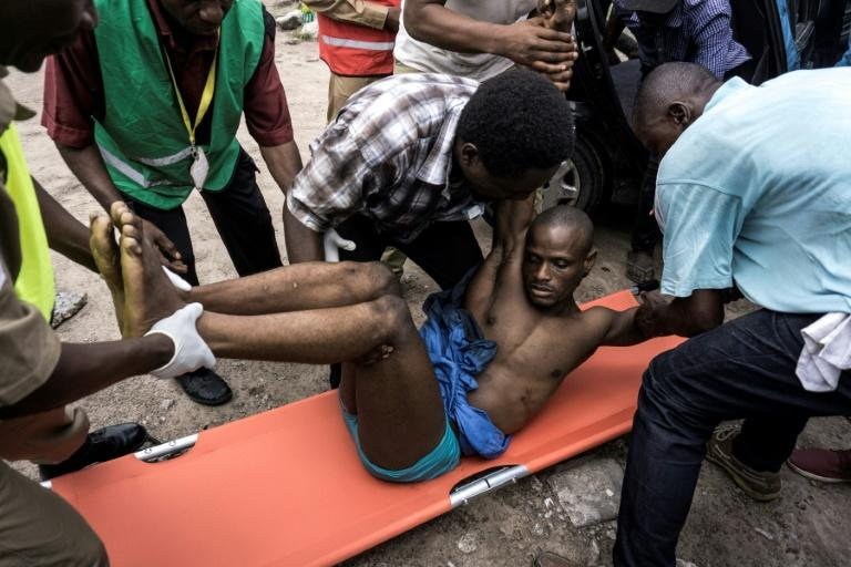 This protester succumbed to his injuries after police opened fire on demonstrators