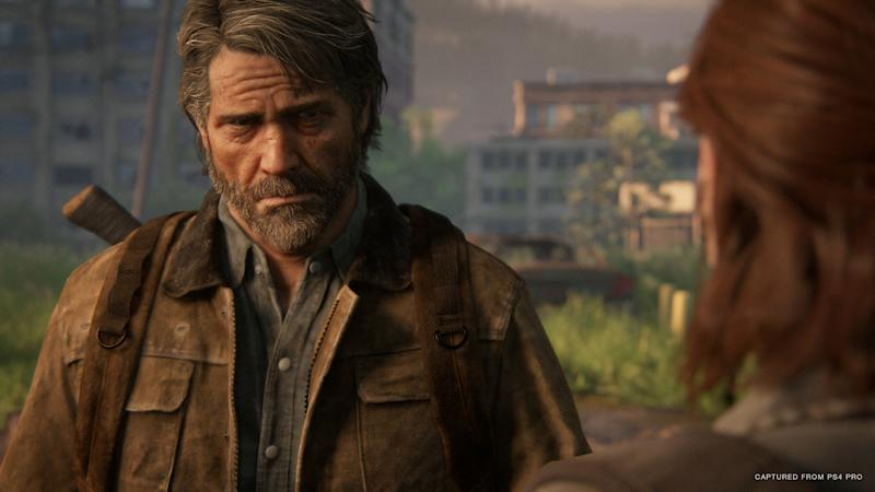 Ellie and Joel have to reckon with their past in 'The Last of Us II.' (Image: Sony)