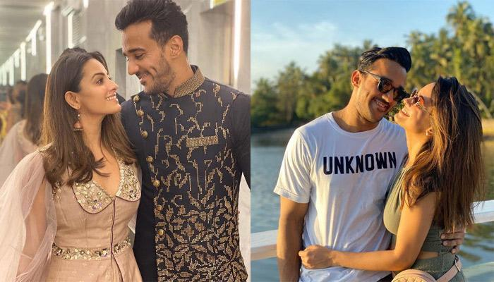 Anita Hassanandani And Hubby, Rohit Reddy Enjoy A Much-Needed Vacation After 'Nach Baliye 9'