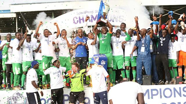Gor Mahia beat Tanzania giants Simba 2-0 to book a second date with English Premier League side Everton