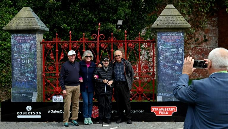 Around 60,000 fans flock each year to the Strawberry Field site to have their photographs taken outside the famous red gates, but until now have never been allowed beyond