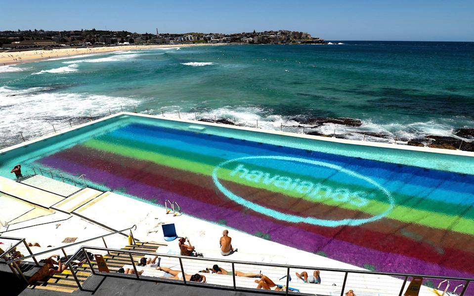 sydney icebergs pool - Getty