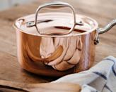 """<p>For professional quality cookware (think: stainless steel and carbon steel cookware, knives, and more), look to <a href=""""https://go.redirectingat.com?id=74968X1596630&url=https%3A%2F%2Fmadeincookware.com%2F&sref=https%3A%2F%2Fwww.housebeautiful.com%2Fshopping%2Fg36202838%2Fbest-direct-to-consumer-cookware%2F"""" rel=""""nofollow noopener"""" target=""""_blank"""" data-ylk=""""slk:Made In"""" class=""""link rapid-noclick-resp"""">Made In</a>. Made In founders Jake Kalick and Chip Malt are on a mission to make quality cookware more accessible. """"We know finding quality cookware is very confusing. You might find yourself scrambling to understand why prices vary so much and what exactly you need,"""" they say on their website. Thanks to their easy-to-navigate site and conveniently bundled cookware and tabletop sets, finding exactly what you need has never been easier. And you definitely don't have to worry about quality! Not only is Made In used by chefs at several Michelin-starred restaurants (like Le Bernardin in NYC), but the brand is so confident that their products will last, that they offer a lifetime guarantee. So, if cooking is your love language (or you're literally a professional), you'll want to check out Made In. </p>"""