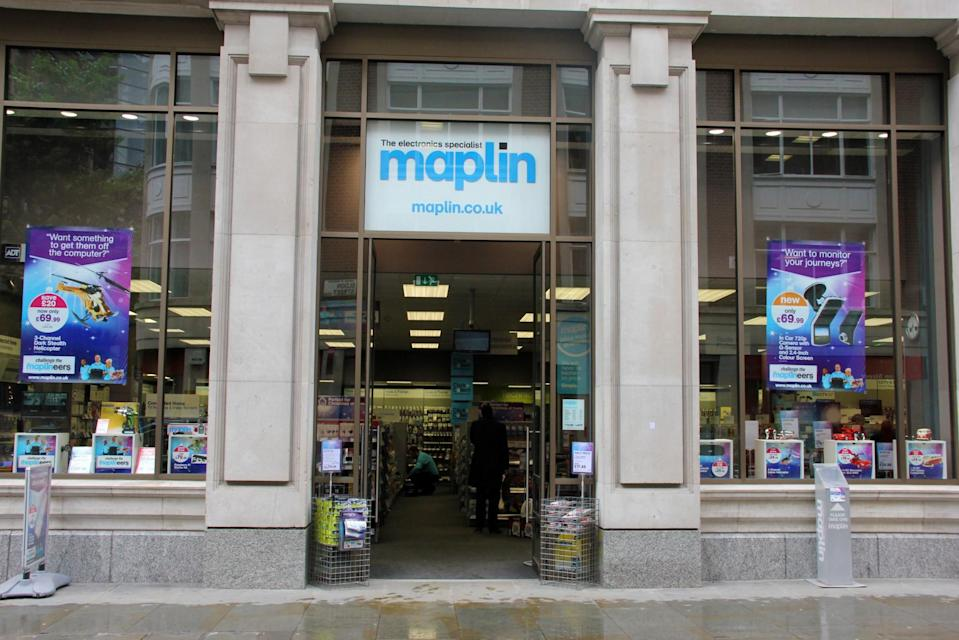 "<p>""Decent staff discount"" and ""great team members"" are some of the positives noted by Maplin's employees.<br>But ""awful work life balance"" and ""minimum wage salary"" for entry level employees arguably push the firm's overall score down.<br>A spokesperson for Maplin said: ""We take employee satisfaction very seriously. We are proud of our most recent colleague engagement survey, conducted by an independent consultancy, which reported a net positive 77% response from staff. We are also introducing a new benefits programme shortly as part of our continuous efforts to improve the happiness and wellbeing of our colleagues.""<br>(Jacob Carters/REX/Shutterstock) </p>"