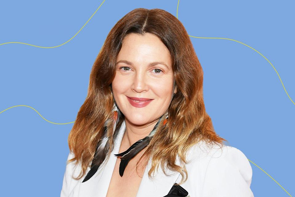Drew-Barrymore-Nose-Hair-Advice-GettyImages-1308556348