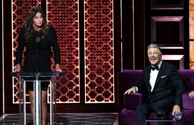 Caitlyn Jenner Takes Jabs as Well as She Throws 'Em at Alec Baldwin Roast
