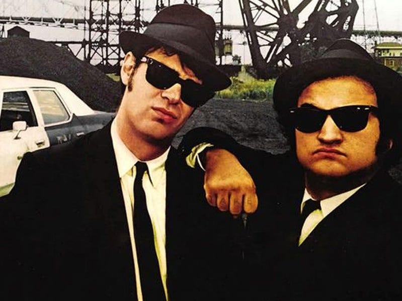 the blues brothers universal