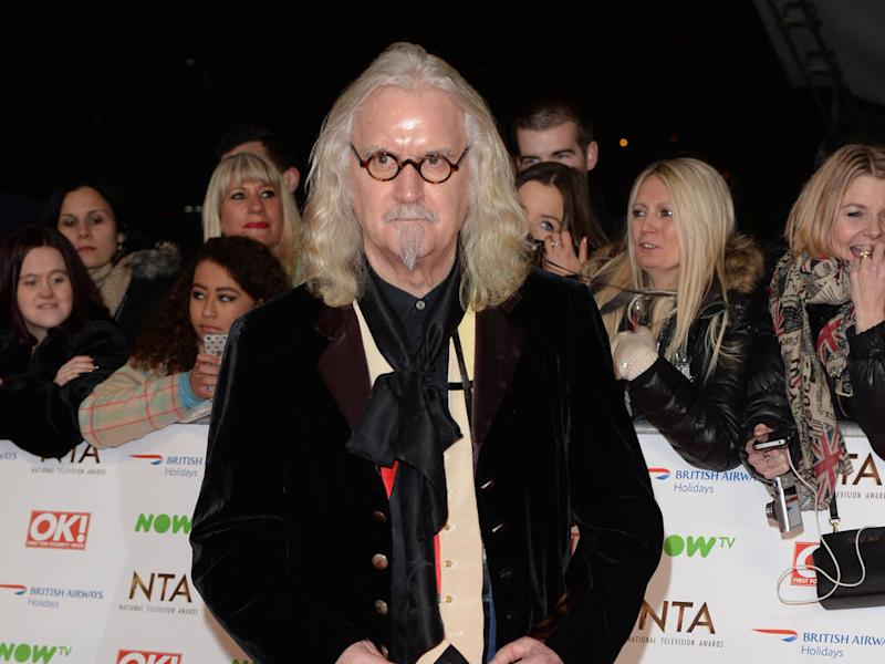 Billy Connolly officially retires from stand-up amid Parkinson's battle