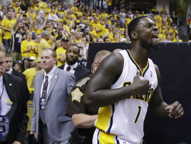 Lance Stephenson and the Hornets gamble on one another, leaving the Pacers reeling in the chaotic East
