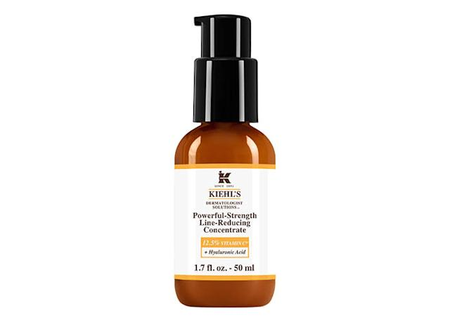 Kiehl's Since 1851 Powerful-Strength Line-Reducing Concentrate. (Photo: Nordstrom)