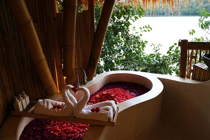 A 60-minute Balinese massage sets you back around $30 AUD. Source: Deborah Dickson-Smith