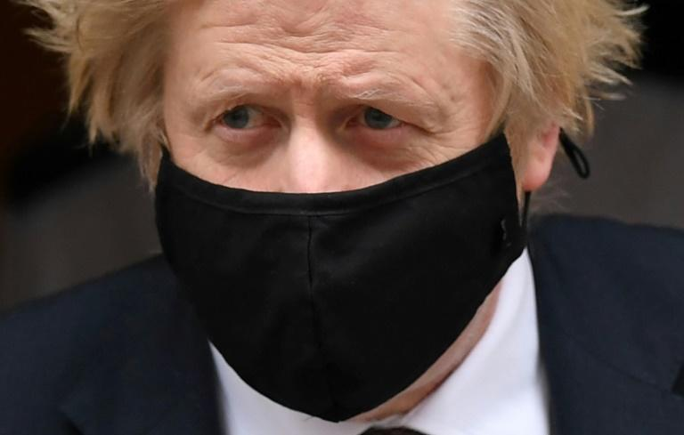 Britain's Prime Minister Boris Johnson dismissed questions in parliament about why several countries had suspended use of the Oxford AstraZeneca vaccine